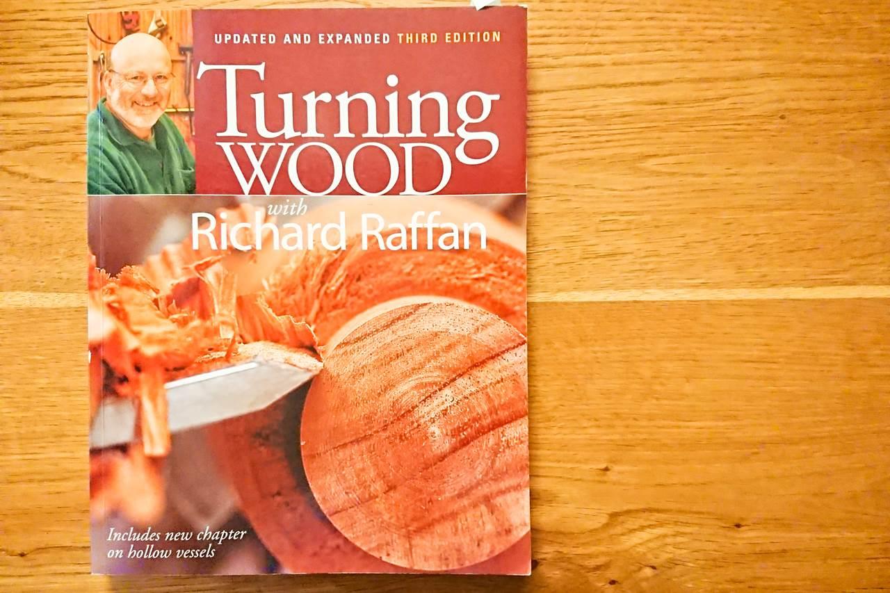 木工旋盤 ウッドターニング TURNING TALK テキスト